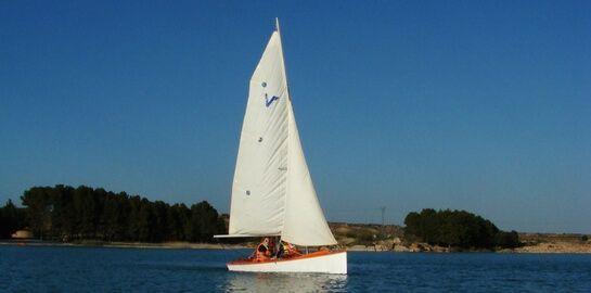 Navegar en Alcaniz