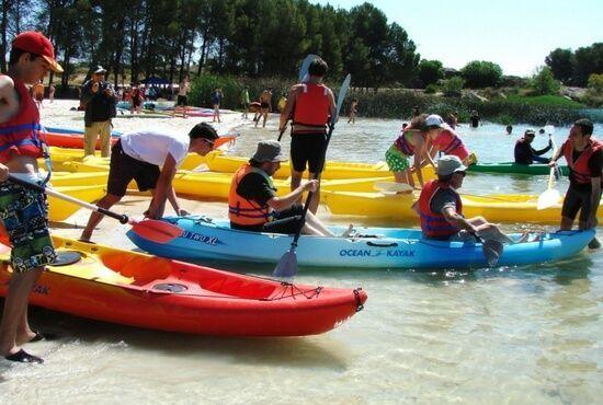 Verano de turismo activo Bajo Aragon