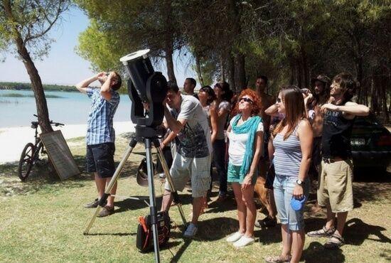 Astronomia en Bajo Aragon