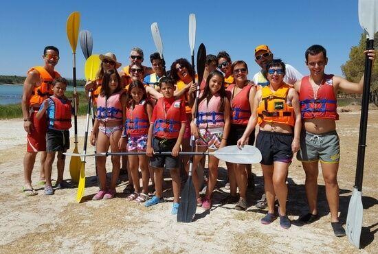Turismo Activo en el Bajo Aragon