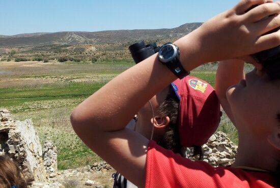 Ruta con niños por Teruel