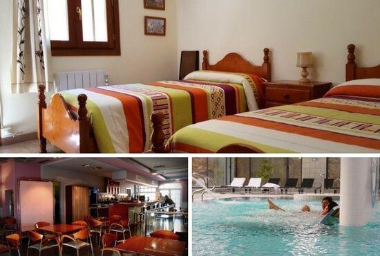 Casa rural_Restaurante y Balneario en Teruel