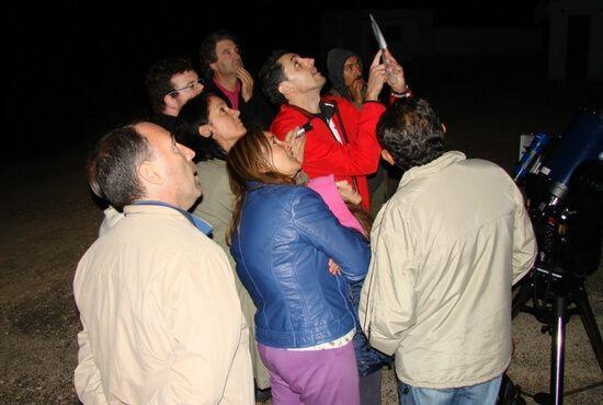 Turismo Astronomico en Teruel