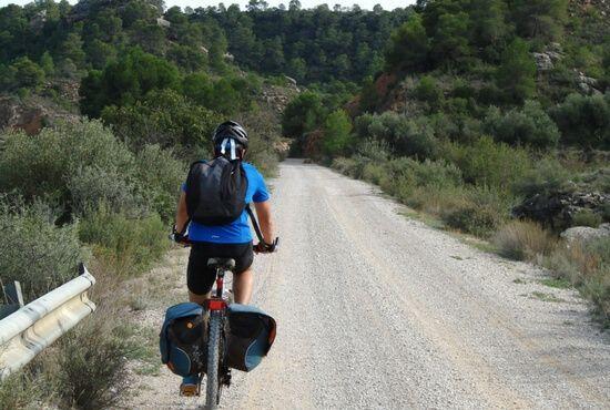 Val de Zafan en el Bajo Aragon