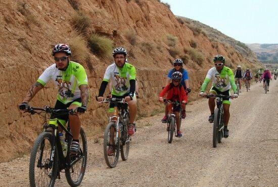 Alquiler de bicicletas via verde Teruel