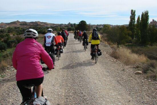 Alquiler de bicis. Val de Zafan