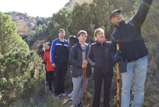 Mucho mas que caminar en Teruel