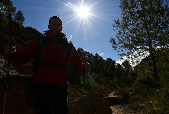 De ruta por el Barranco de Valdoria