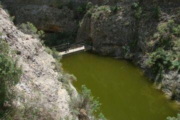 Senderismo en Barranco de Valdoria