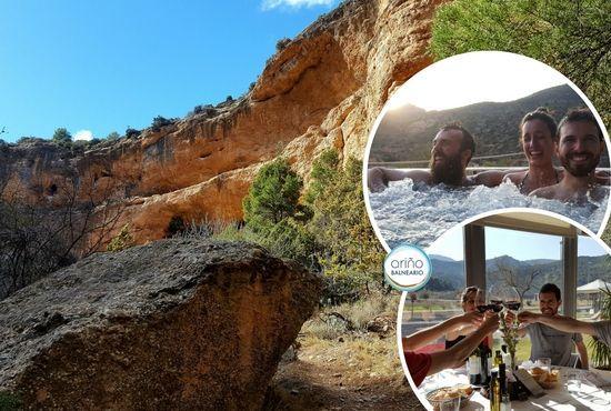 Oferta Excursion + Comida y Balneario Arino